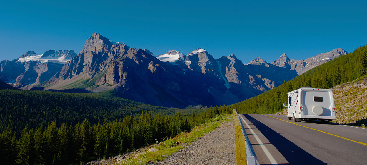 Travelling within Canada